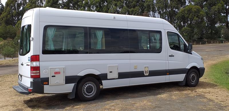 Mercedes Euro Tourer image 21