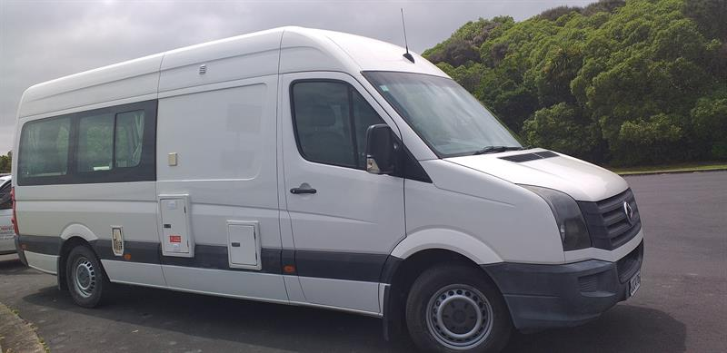 VW Crafter Euro Tourer image 11