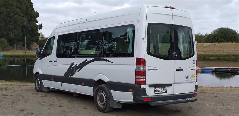 Mercedes Euro Tourer image 13